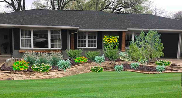 How Landscaping Services Can Reduce Home Energy Use