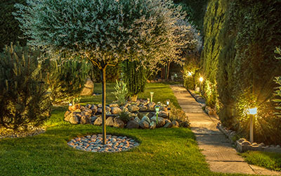 Backyard Landscaping Design Ideas All Starr Tree Landscape