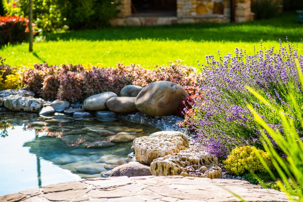 5 Unique Ways to Use Landscape Rocks in Your Yard Design